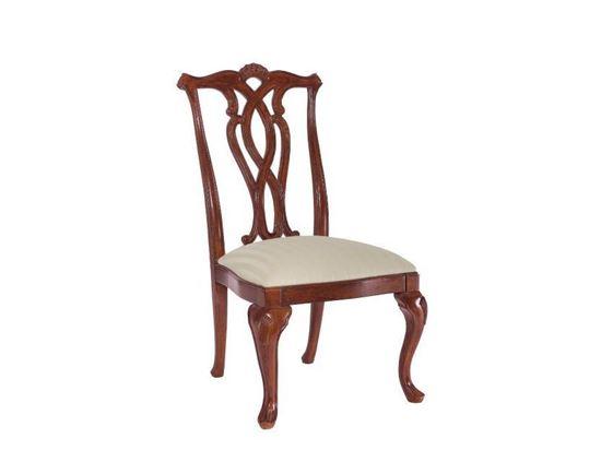 Cherry Grove Pierced Back Side Chair