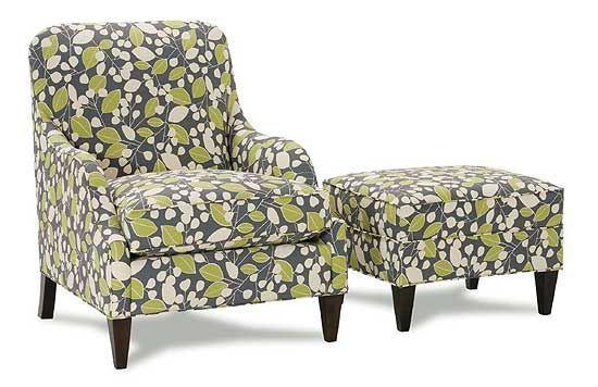 Laine Chair & Ottoman