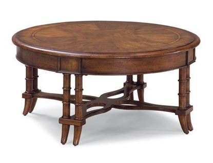 Picture of Fairfield 8050-13 Round Cocktail Table