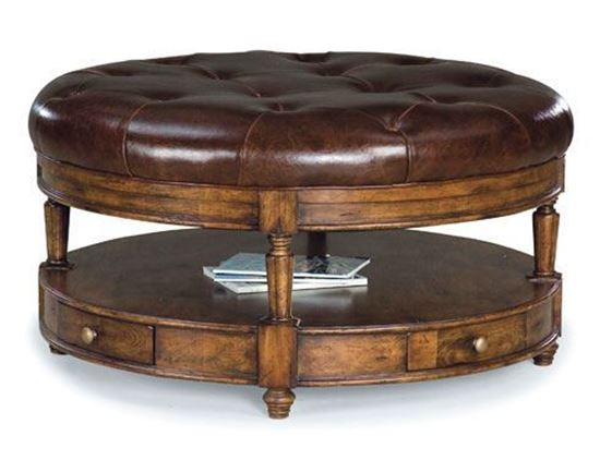 Picture of Fairfield 8050-20 Cocktail Ottoman