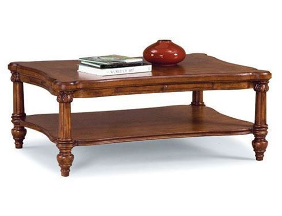 Picture of Fairfield 8050-93 Rectangular Cocktail Table
