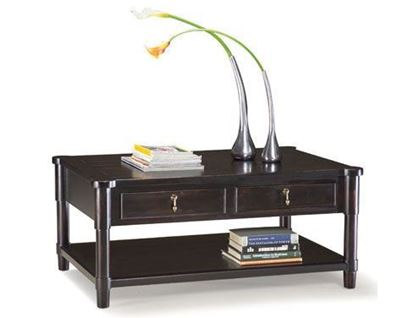 Picture of Fairfield 8070-93 Rectangular Cocktail Table