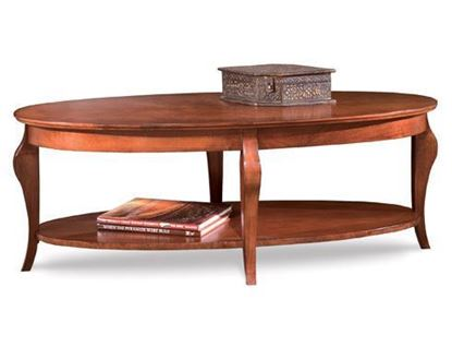 Picture of Fairfield 8110-46  Oval Cocktail Table