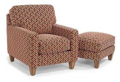 MacLeran Chair & Ottoman (5720-10)