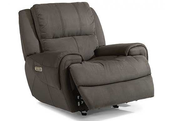 Nance Power Gliding Recliner with Power Headrest