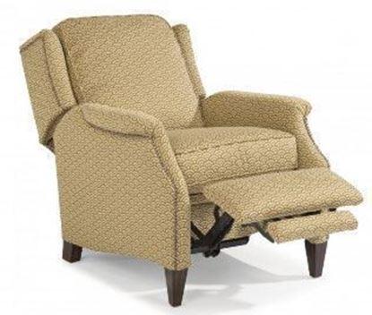Zevon Fabric High-Leg Recliner (5633-503)