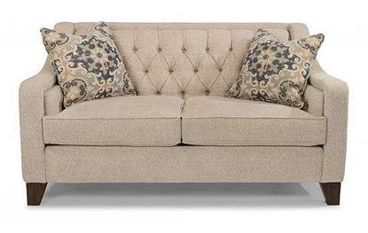 Sullivan Fabric Loveseat (7103-20)
