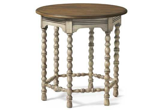 Plymouth Lamp Table W1447-02