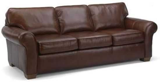 Vail Leather Sofa