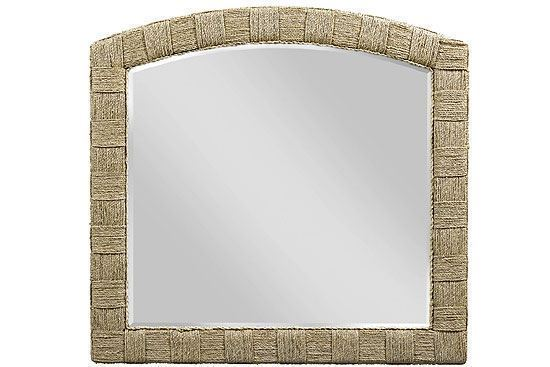 Picture of Litchfield - Weave Mirror