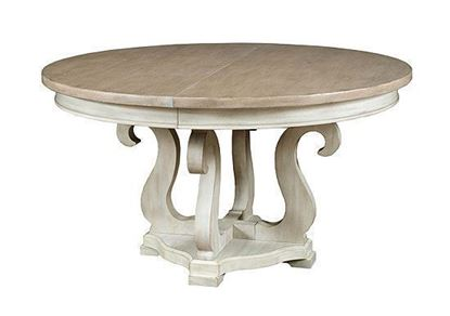 Litchfield - Sussex Round Dining Table 750-701R