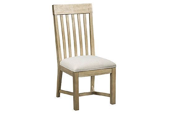Picture of Litchfield- James Side Chair Driftwood