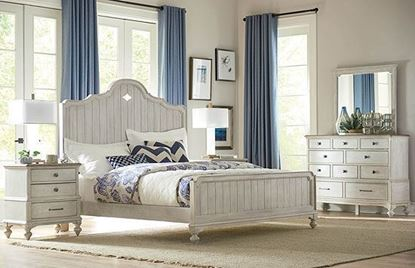 American Drew - Litchfield Bedroom with Carrituck Bed