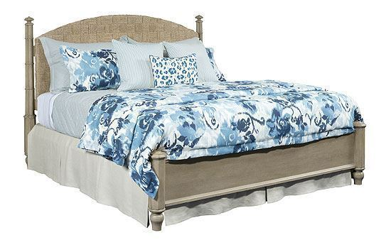 Litchfield - Currituck Low Post Bed 750-326