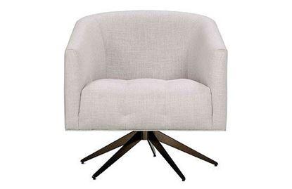 Pate Swivel Chair - P420-B-016