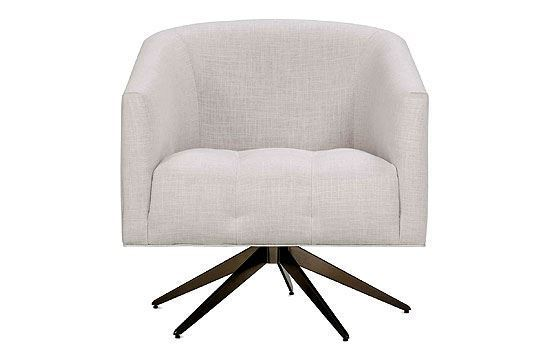 Pate Swivel Chair - P420-B-016