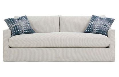 Bradford Bench Slipcover Sofa P604-SLIP-033