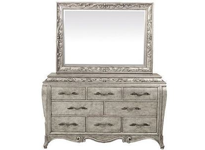 Rhianna 8 Drawer Dresser with Mirror (788100-788110) from Pulaski furniture