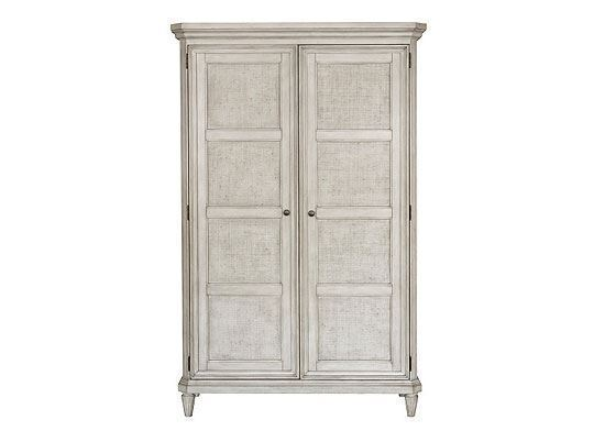 Campbell Street 4 Drawer Armoire
