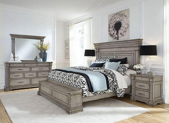 Madison Ridge Bedroom