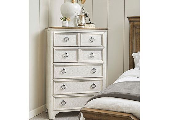 Glendale Estates 7 Drawer Chest - P166124
