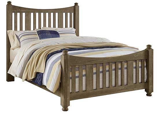 Picture of Maple Road Poster Slat Bed
