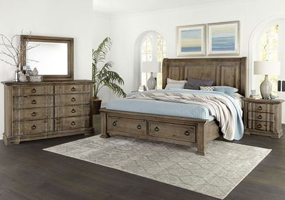 Picture of Rustic Hills Bedroom