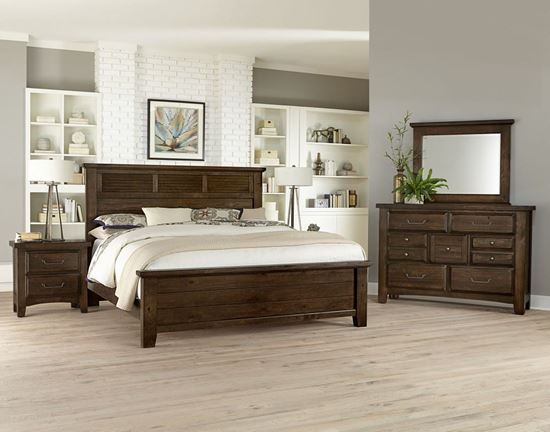 Picture of Sawmill Bedroom Collection