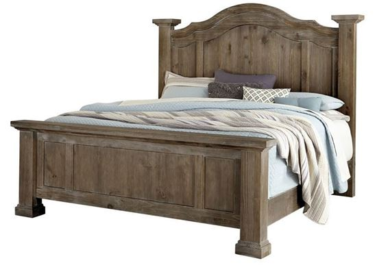 Picture of Rustic Hills Poster Bed