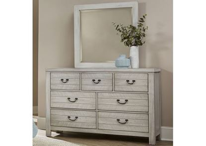 Picture of Urban Crossing 7 Drawer Dresser