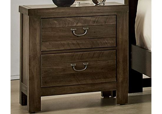 Picture of Urban Crossing Nightstand with Power Station