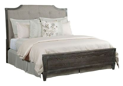 Lorraine Upholstered Bed 848-326R