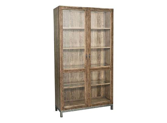 Woodridge Wine Cabinet (4597-0846) in a Sierra Brown finish