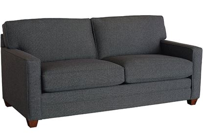 Aiden Sofa (2713-62FC9) in a Charcoal fabric