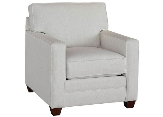 Aiden Chair (2713-12FC9) in a Bone fabric