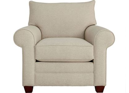 Alexander Chair (2712-12) in a Straw fabric