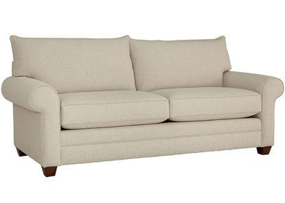 Alexander Queen Sleeper Sofa (2712-6Q) in a Straw fabric