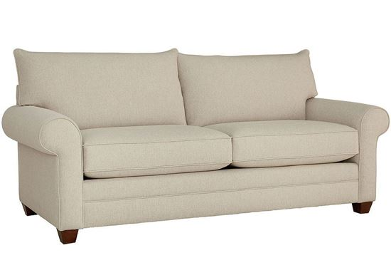 Alexander Queen Sleeper Sofa (2712-6Q) in a Straw fabric
