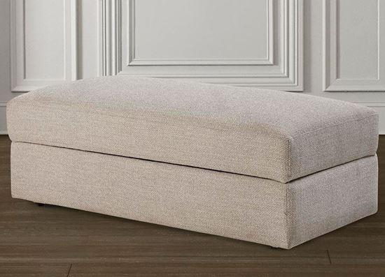 Allure Storage Ottoman 2611-S2