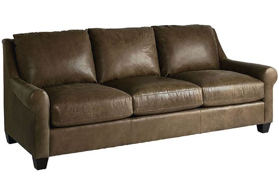 American Casual - Ellery Leather Sofa 3101-72L