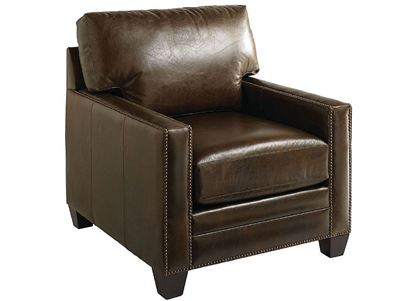 American Casual - Ellery Leather Chair (3101-12L)