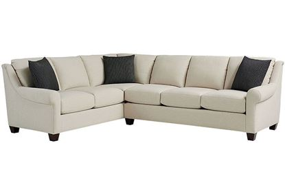 American Casual Ellery Large L-Shaped Sectional 3101-LSECTFL