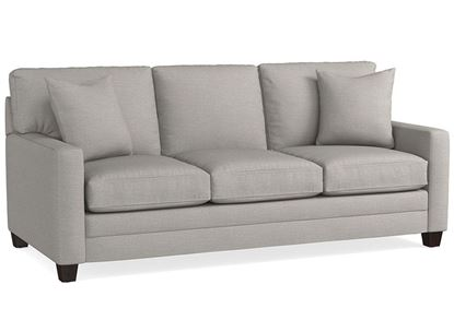 American Casual Ladson Fabric Sofa (3105-72)