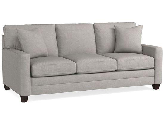 American Casual Ladson Fabric Sofa (3105-72)