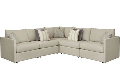 Beckham L-Shaped Sectional 2676-LSECT
