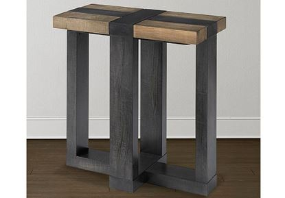 Bench*Made Maple Skyline Side Table 6015-0625T