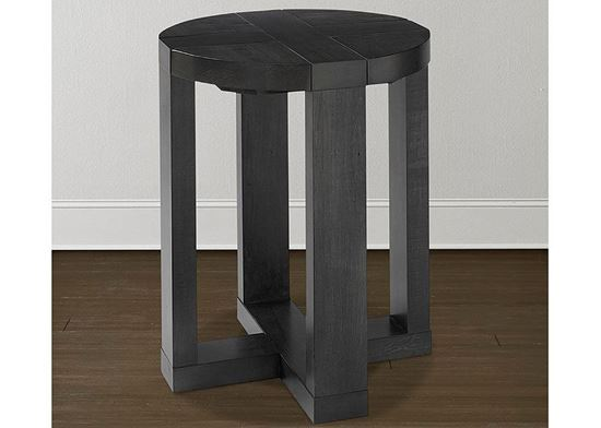 Skyline Round End Table 6015-0641T