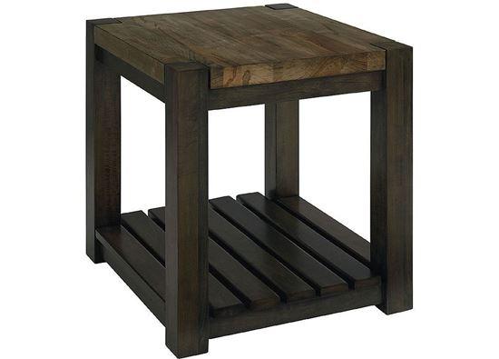 Bench*Made Maple  Hampton End Table 6015-0665P