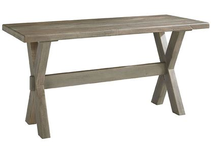 "Bench*Made Maple Crossbuck 54"" Desk 6015-5424X"