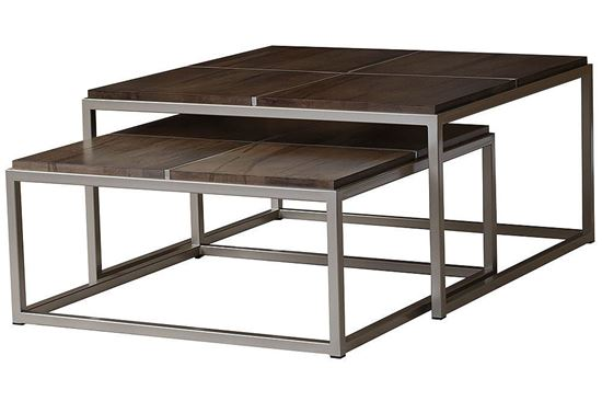 Bench*Made Midtown Square Nesting Tables 6M19-0603